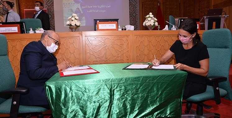 Signature de conventions : Appui aux artisans pour la bonne promotion de leurs produits