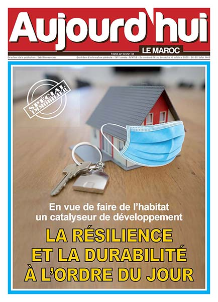 Spécial : IMMOBILIER POST-COVID