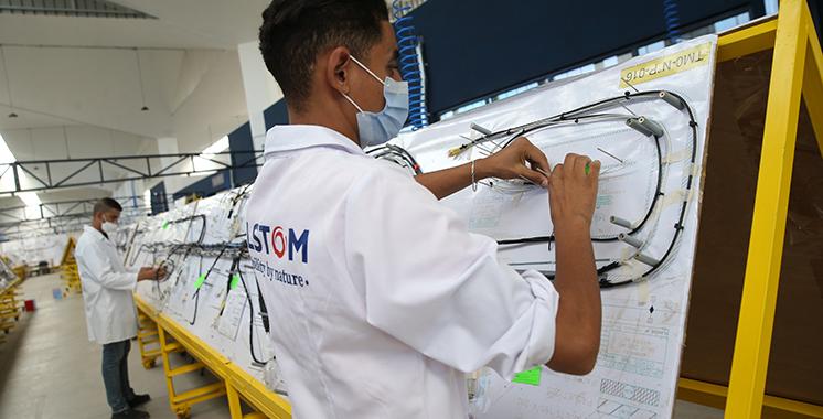France : Alstom achète une  société spécialisée dans  les systèmes de freinage