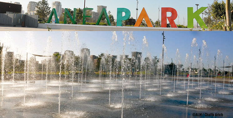 Anfa Park : Une bouffée d'oxygène  en ce temps de Covid