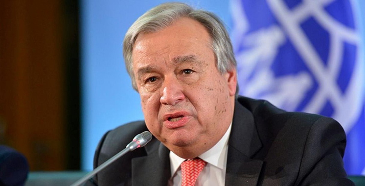 Dans son rapport au Conseil de sécurité sur le Sahara marocain : Guterres confirme la présence d'éléments armés du «polisario» à Guergarate en novembre dernier