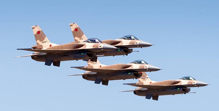 Bientôt des F16 «made in Morocco»