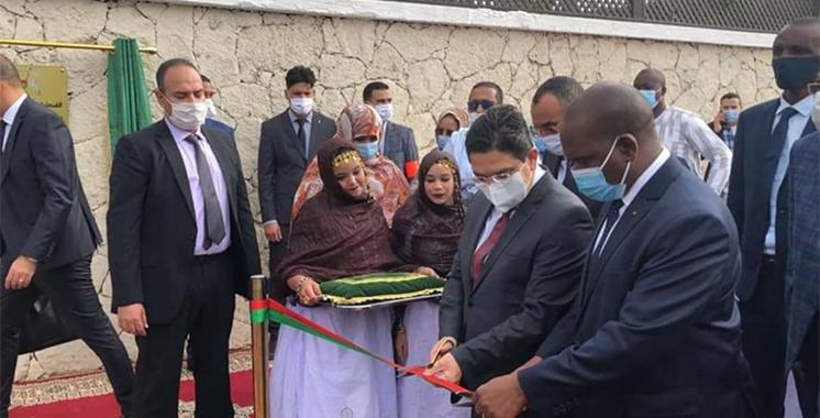 Provinces du Sud : Inauguration de trois représentations consulaires à Dakhla