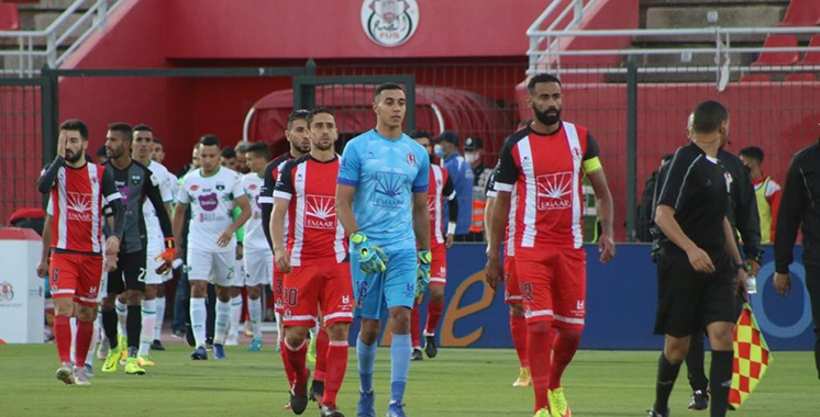 Botola Pro D1 : Le RCOZ renforce ses chances  de maintien