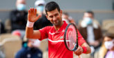 Novak Djokovic ne disputera pas le Masters de Paris