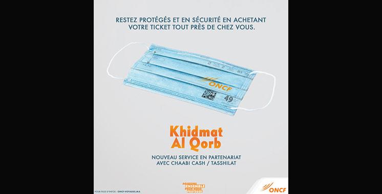 L'ONCF lance «Khidmat Al Qorb», un nouveau service de proximité client