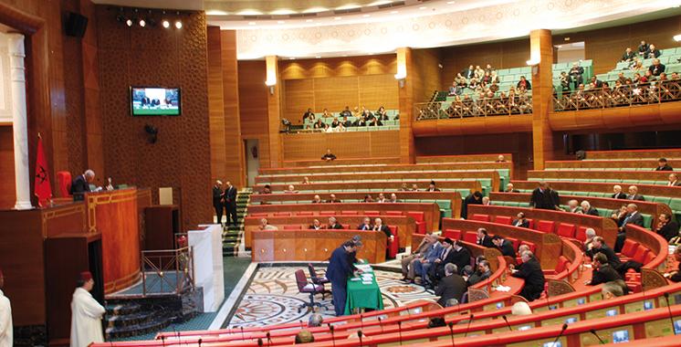 La Chambre des conseillers dans le giron de la majorité