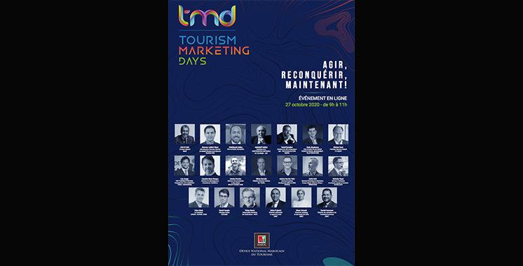 La 2ème édition des Toursim Marketing  Days ce mardi