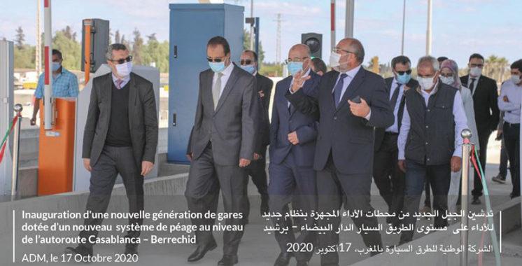 Deux gares nouvelle génération  sur l'axe Casablanca-Berrechid