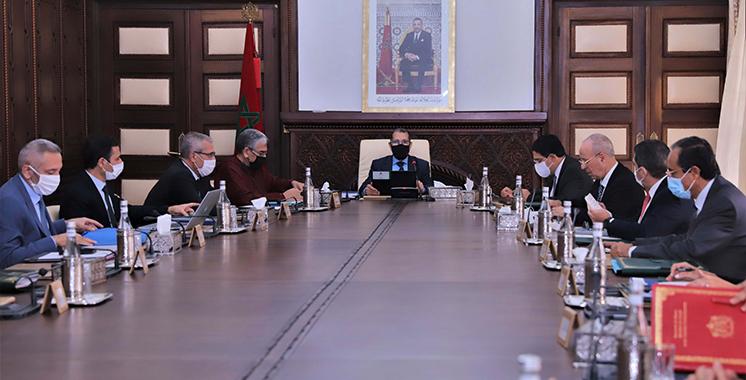 «Fonds Mohammed VI pour l'Investissement »: Le Conseil de gouvernement adopte le projet de loi