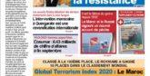 Journal Électronique du Lundi 30 novembre 2020