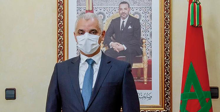 Covid-19: Khalid Ait Taleb appelle les citoyens à se conformer aux mesures de prévention
