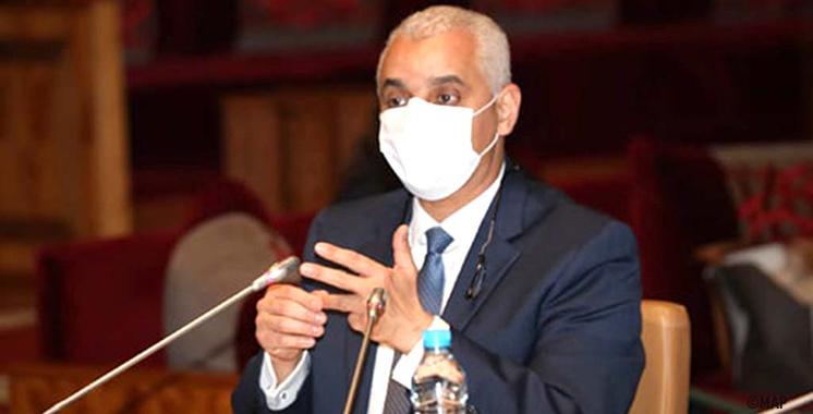 Campagne nationale de vaccination : Ait Taleb en tournée dans la région Marrakech- Safi