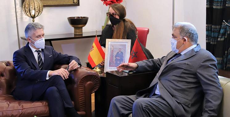 La coordination avec le Maroc est «à son meilleur niveau»