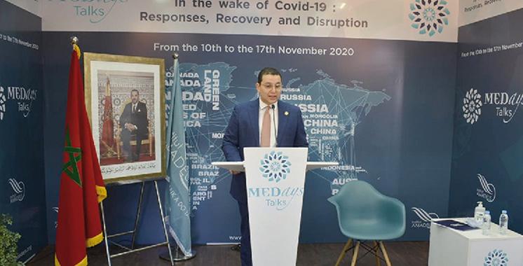 MEDays Talks : Focus sur l'Afrique post-Covid et ses plans de relance économique