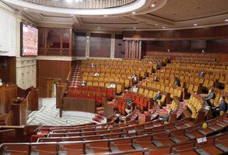 Blanchiment : Levée  de boucliers  au Parlement