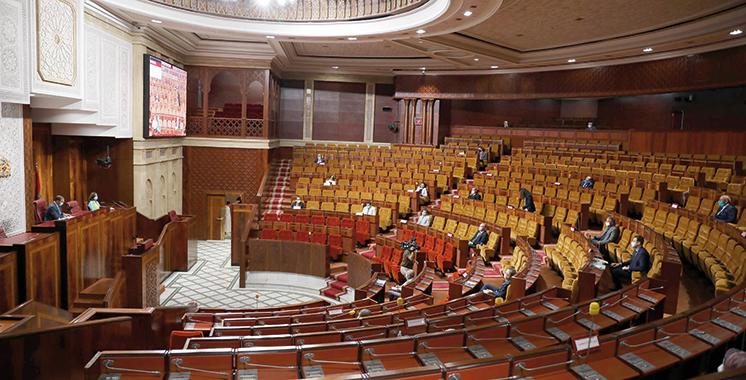Activité législative du gouvernement : 51 projets  de loi sont en cours d'étude au Parlement