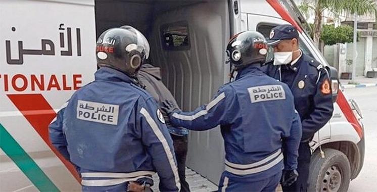 Bir Jdid : Démantèlement d'une bande  de faussaires qui achetait et revendait  frauduleusement des voitures