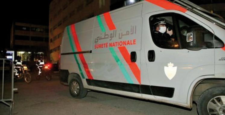 Ksar El Kébir : 6 policiers blessés lors d'une  descente dans le domicile d'un guerrab