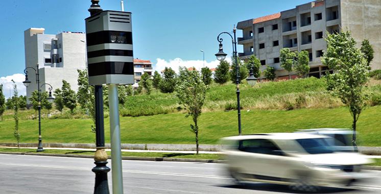 Contrôle routier : 280 nouveaux radars sur les routes en 2020