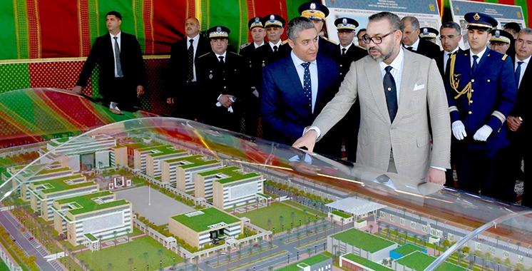 Fête de l'indépendance : Edification du Maroc moderne