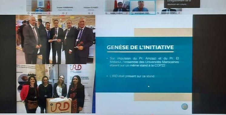 R&D : Lancement d'un consortium de 6 Universités Marocaines