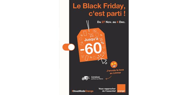 Black Friday : Orange lance des offres exceptionnelles sur sa boutique en ligne