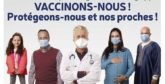 Un dispositif communicationnel diversifié pour sensibiliser au vaccin grippal