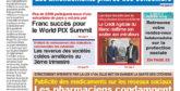 Journal Électronique du vendredi 04 au dimanche 06 décembre 2020