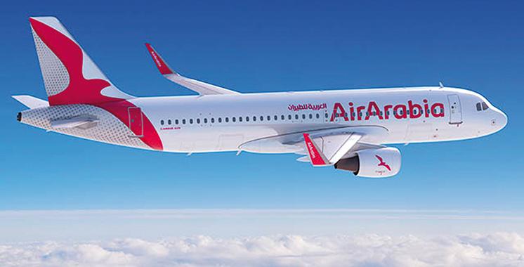 Air Arabia: De nouveaux départs à destination de l'Europe dès le 17 juin