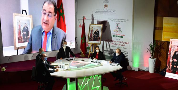 Al Omrane : Deux contrats de financements scellés avec le CNRST