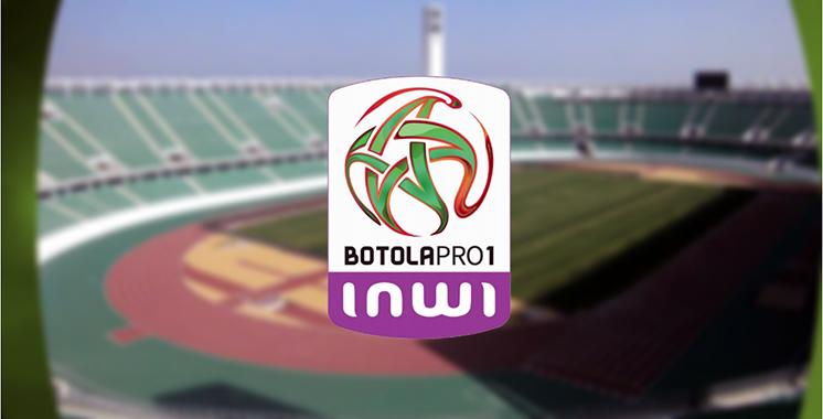 Botola Pro D1 inwi : Reprise le 13 février