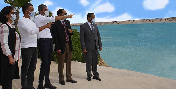 Le tourisme balnéaire au cœur du plan de relance du secteur à Dakhla Oued Eddahab