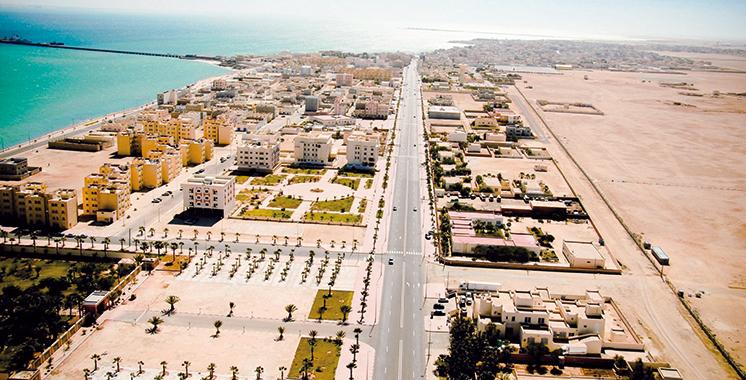 Nouveau port Dakhla Atlantique : Nouveau port Dakhla Atlantique