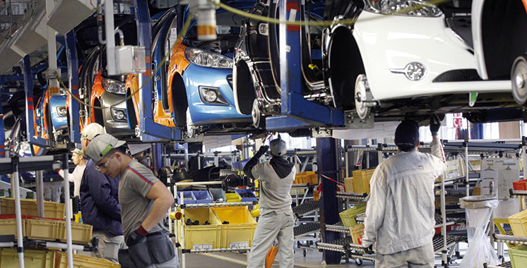Industrie automobile : Le Maroc carbure