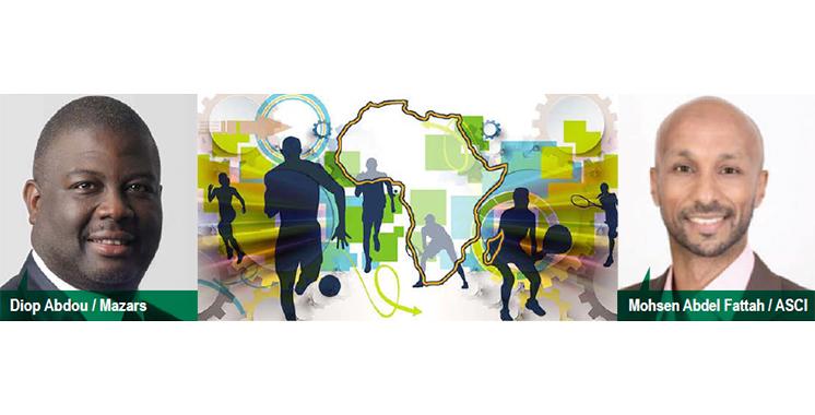Industrie du sport en Afrique : Mazars et l'ASCI livrent leurs recommandations pour doper le secteur