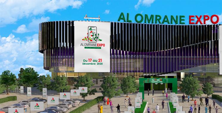 Salon Al Omrane expo :  L'édition virtuelle cartonne