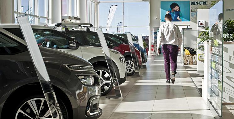 Au mois de janvier 2021 : Les ventes des voitures neuves en hausse de 6,65%