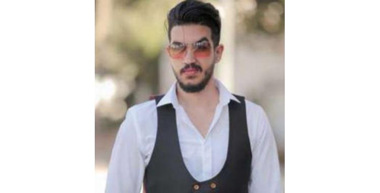 Youssef Chreiba, mannequin et.. concepteur de masques