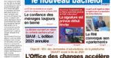 Journal Électronique du Jeudi 21 Janvier 2021