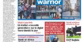 Journal Électronique du Mardi 19 Janvier 2021
