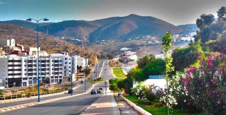 Al Hoceima : L'aménagement des parcs urbains et périurbains se poursuit
