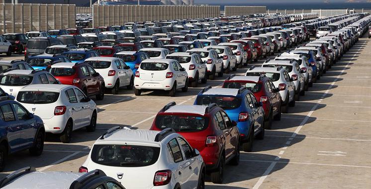 Automobile: Hausse de 25,5% des exportations à fin août, un record