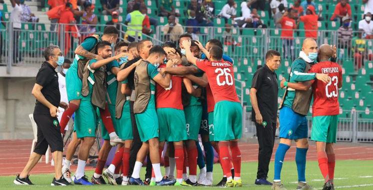 CHAN Cameroun-2021 : la sélection nationale s'offre la Zambie et file en demi-finales