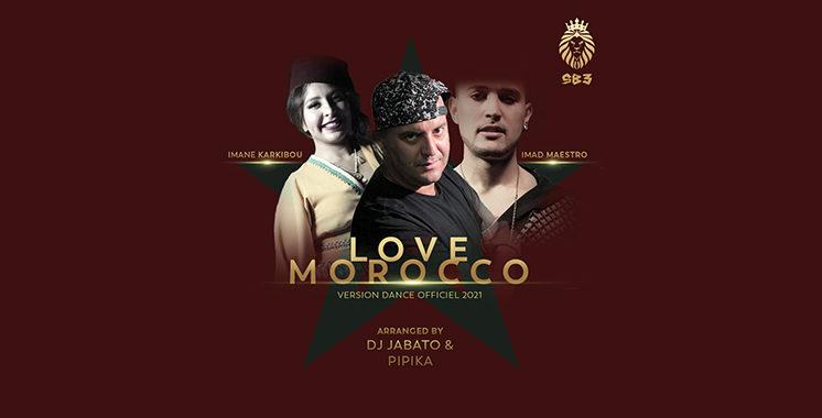 «Love Morocco» bientôt en version dance signée DJs Jabato et Pipika