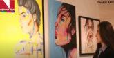 Dans une nouvelle exposition,Living 4 Art reflète les âmes d'une vingtaine d'artistes
