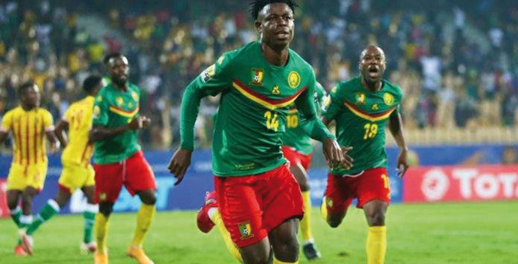 Group A: Cameroon wins the opening match