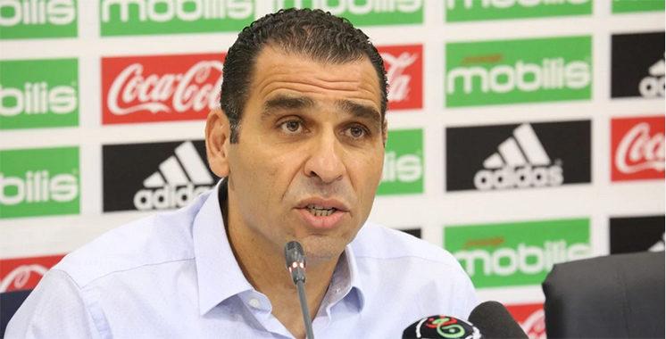 Conseil de la FIFA : La candidature du président de la Fédération algérienne rejetée