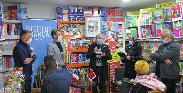 L'IFM soutient les librairies indépendantes francophones au Maroc