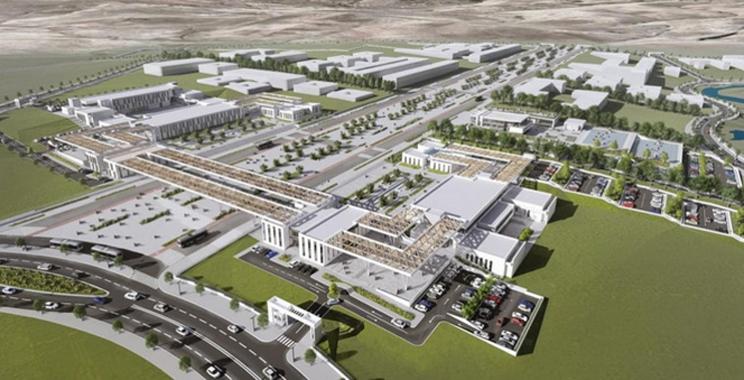 Al Hoceima : Les études techniques  pour la future cité universitaire lancées